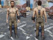 Fo76 harness