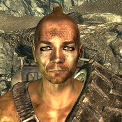 Рейдер з північної хатини Евергрін-Міллс, чоловічий персонаж