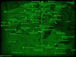 FO4 Щепка (карта мира)