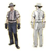 FO76WL character concept art 02