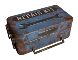 FO76 Basic repair kit