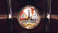 FO76 Watoga High School logo
