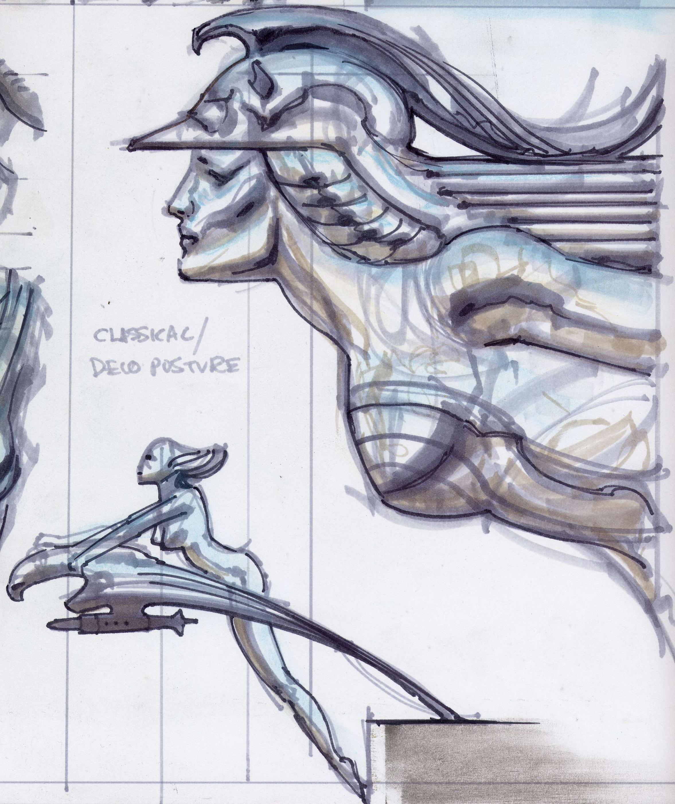 Fo3 Architectural Concept Art 04