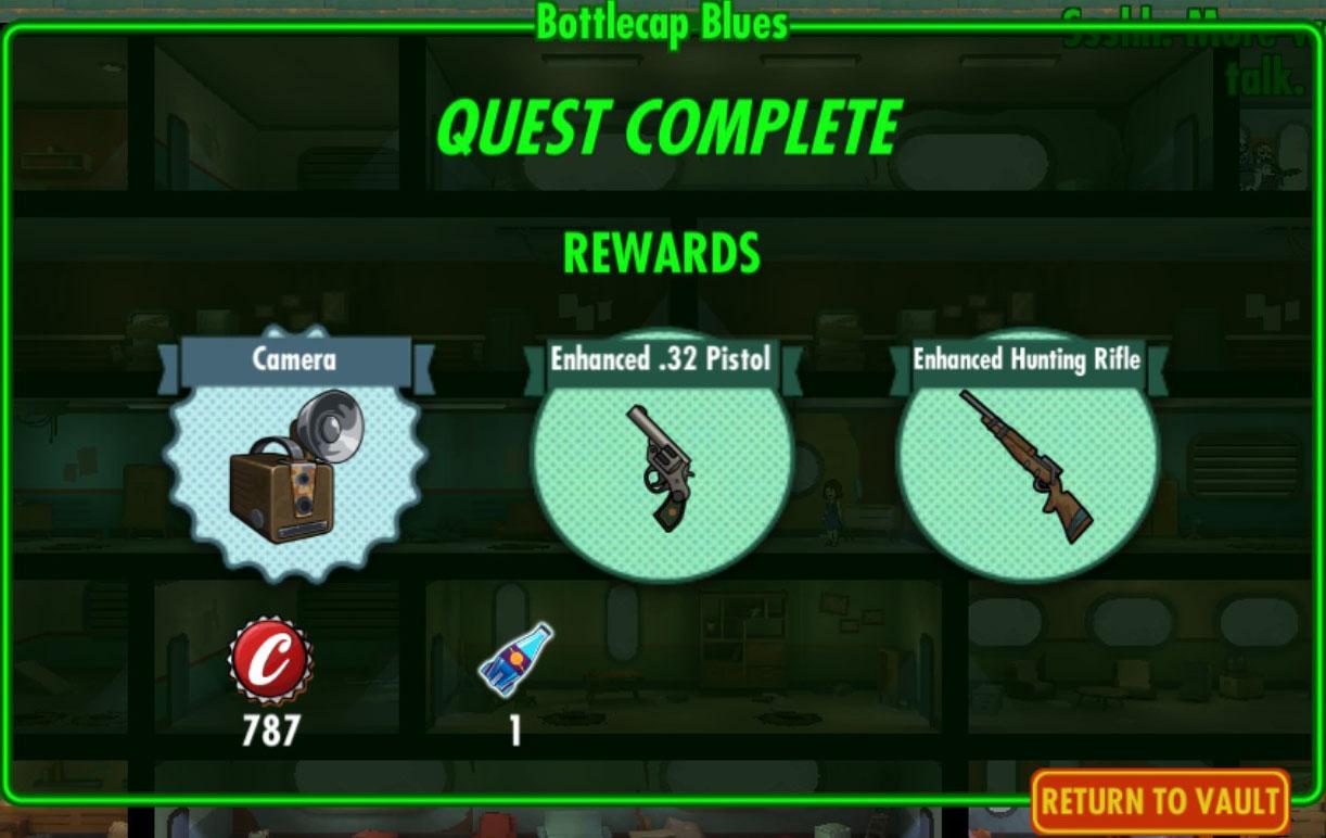 FoS Bottlecap Blues rewards