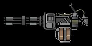 Minigun Fos