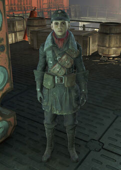Squire's uniform