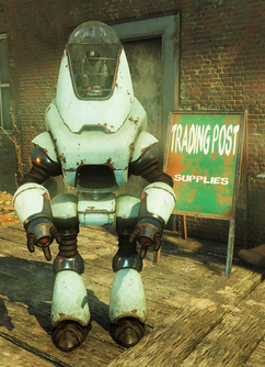 Vendor bot Wallace