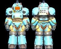 CC-00 power armor RepConn paint