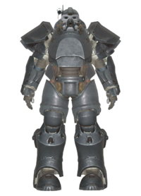 F76WL T65 Power Armor