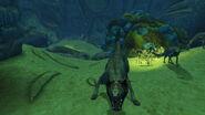 FNV Bloodborne Cave legendary nightstalker