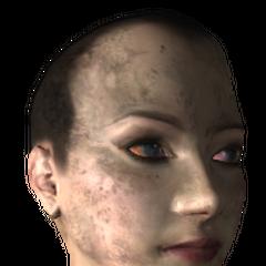 Европеоид-жінка (рейдер)