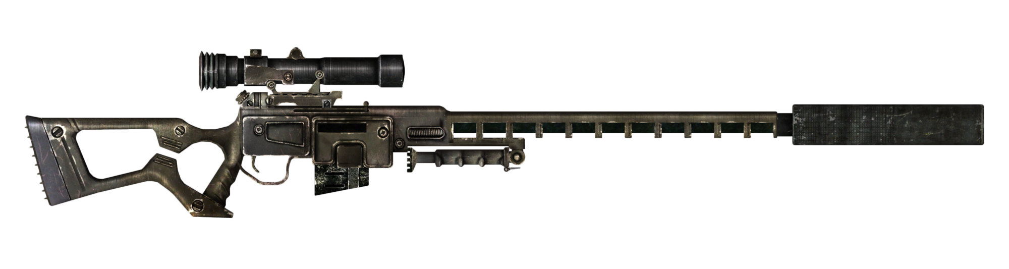 Gauntlet Suppressor