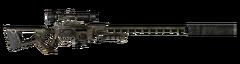 FNV sniper rifle Suppressor