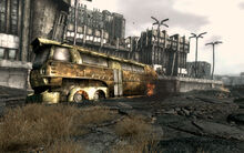 FO3 City Liner ignition
