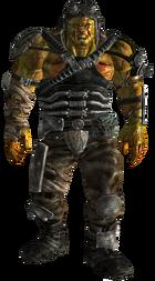 FO3 super mutant master
