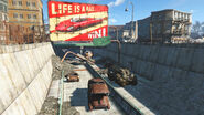 FO4 Freeway Pileup (5)