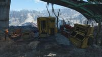 FO4 Graygarden Workshop Area