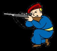 FO76 Commando
