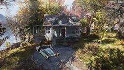 Fo76 Riverside cottage 10