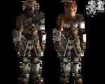 Raider blastmaster armor