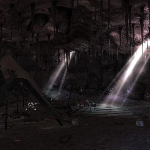 1-а частина печери