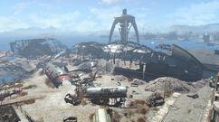 BostonAirport-Prydwen-Fallout4