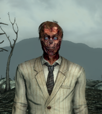 FO3 Meat to savagery