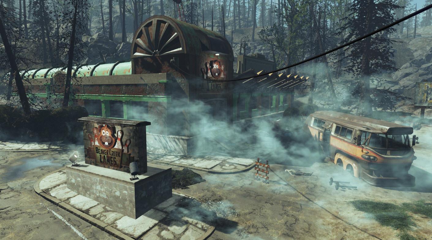 Beaver Creek Lanes Fallout Wiki Fandom Powered By Wikia