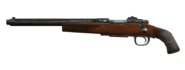 FO4 Short light hunting rifle