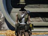 Treasure hunter outfit