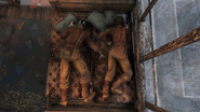 FO76 East Mountain lookout (corpses)