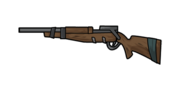 Hunting rifle FoS