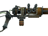 A3-21's plasma rifle