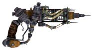 Plasma pistol high energy ionizer