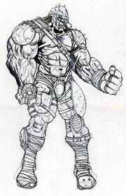Super mutant (with armor)