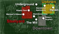 The Pitt Uptown loc