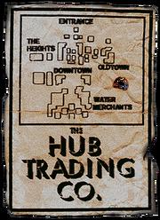 Thehub map