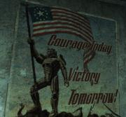 U flag reduced