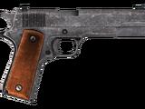 Pistola automática del .45