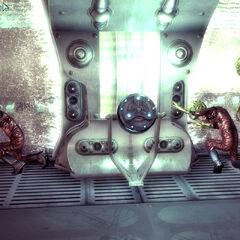 Alien workers fleeing