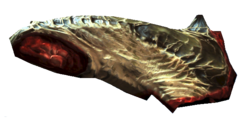 Deathclaw meat