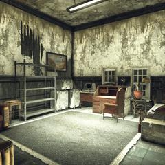Taggerdy's chambern