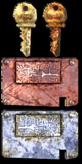 Fallout: New Vegas keys
