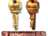 Fallout: New Vegas keys