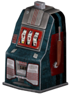 FNV blue slotmachine