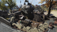 FO76WL The Kill Box manor closeup