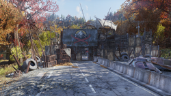 FO76 Bleeding Kate's Grindhouse