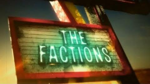 Fallout New Vegas Developer Diary 4 - Factions