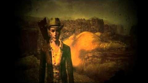 Fallout New Vegas Ending NCR Complete Good All Quests Factions Companions' Slides Conditions