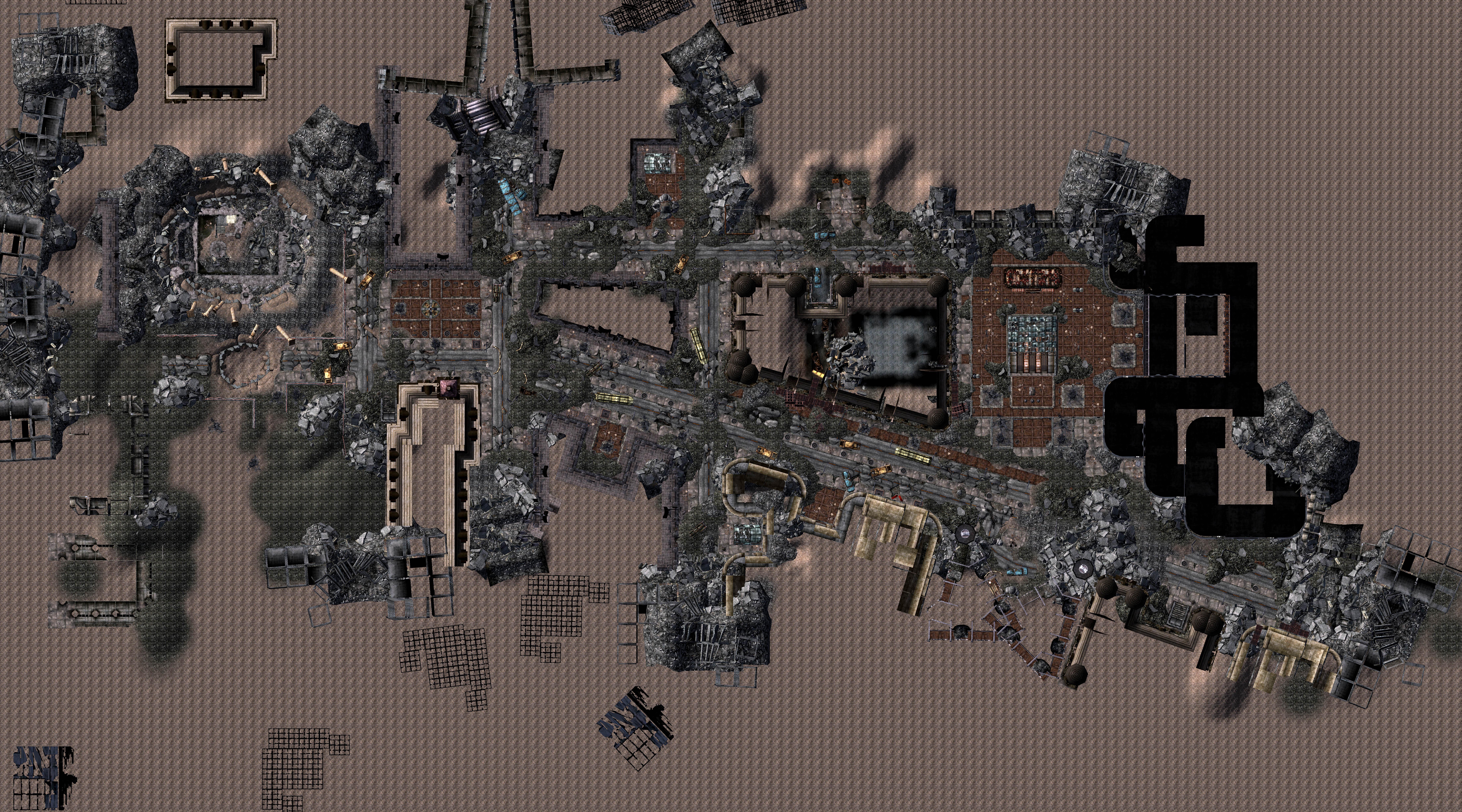 Fo3 Pennsylvania Avenue map